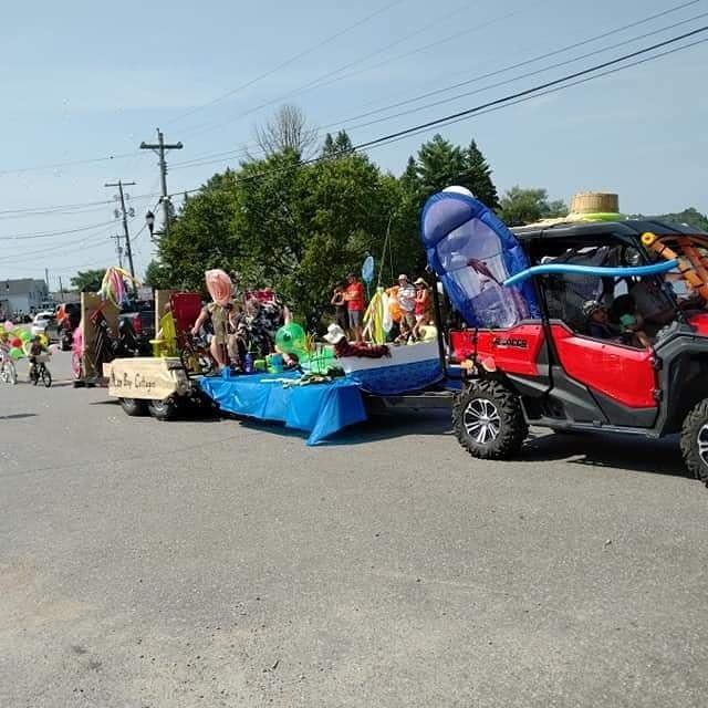 Regatta 2018 Parade