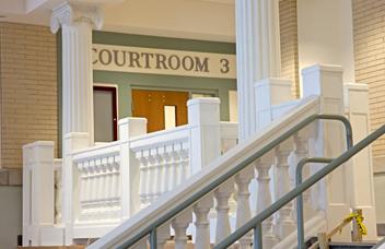Newburgh Courthouse