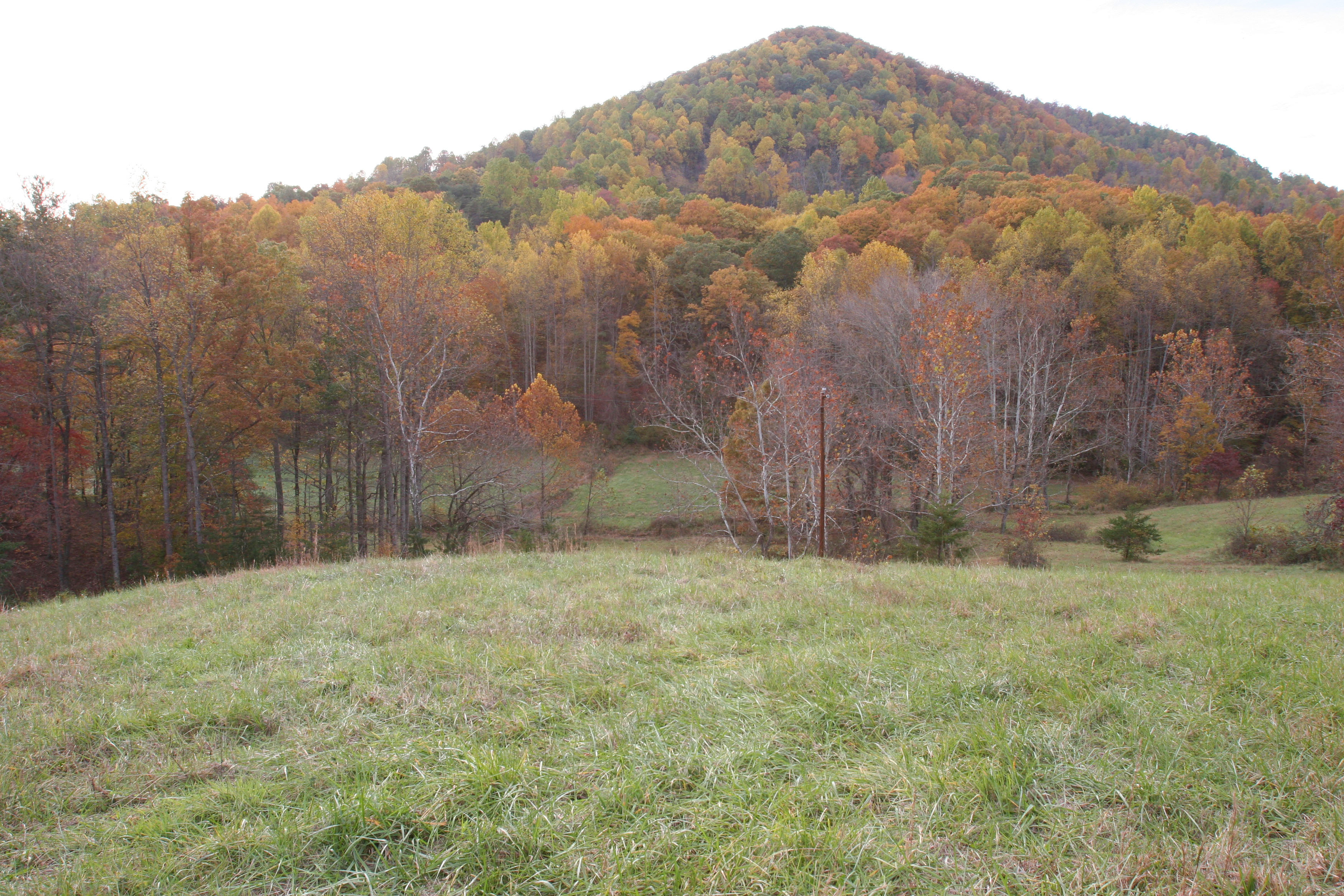 16-acre Mountaintop Homesite with Amazing Views