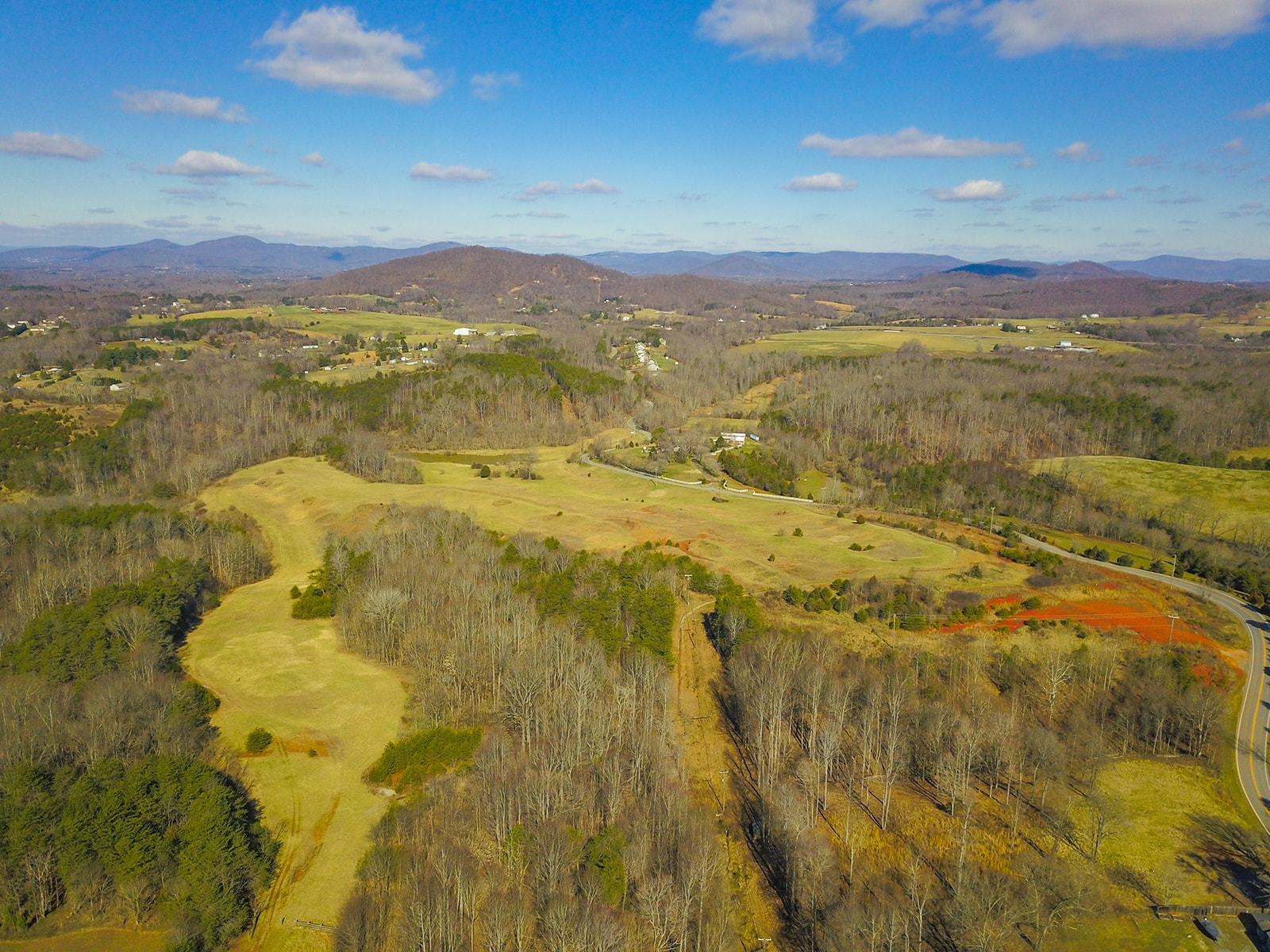 Land in Bedford County