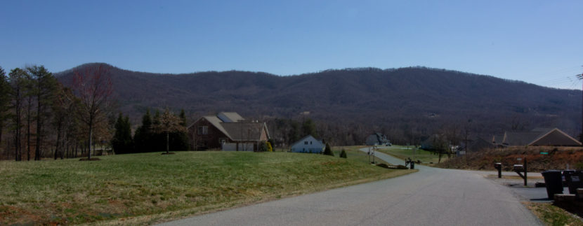 Homesite in Botetourt County
