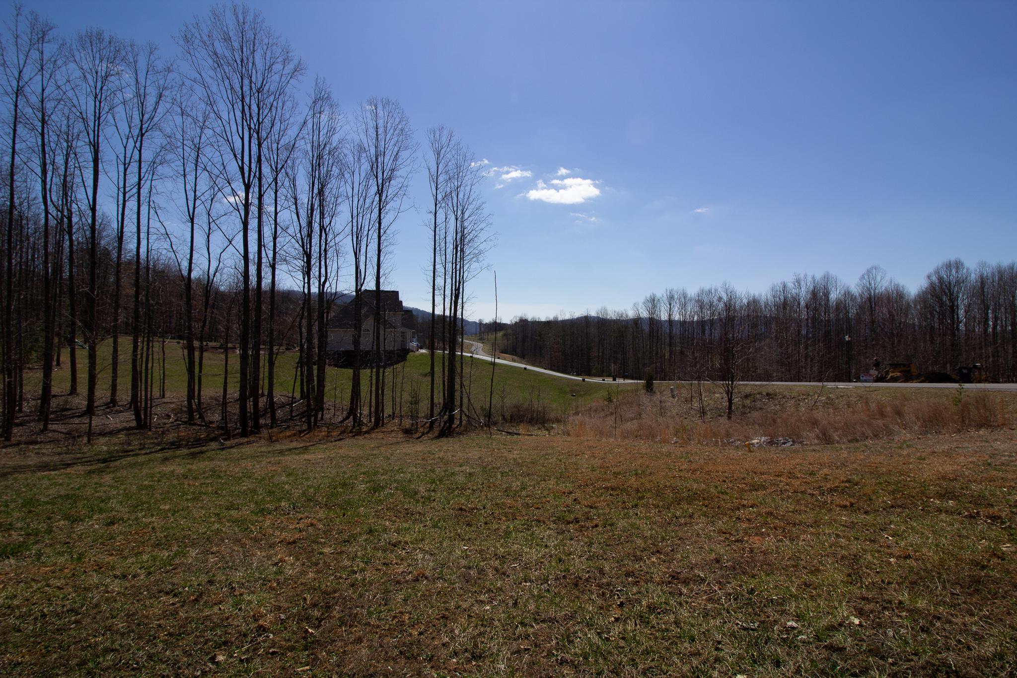 1.2 Acre Homesite in Botetourt County, Thornblade Subdivision