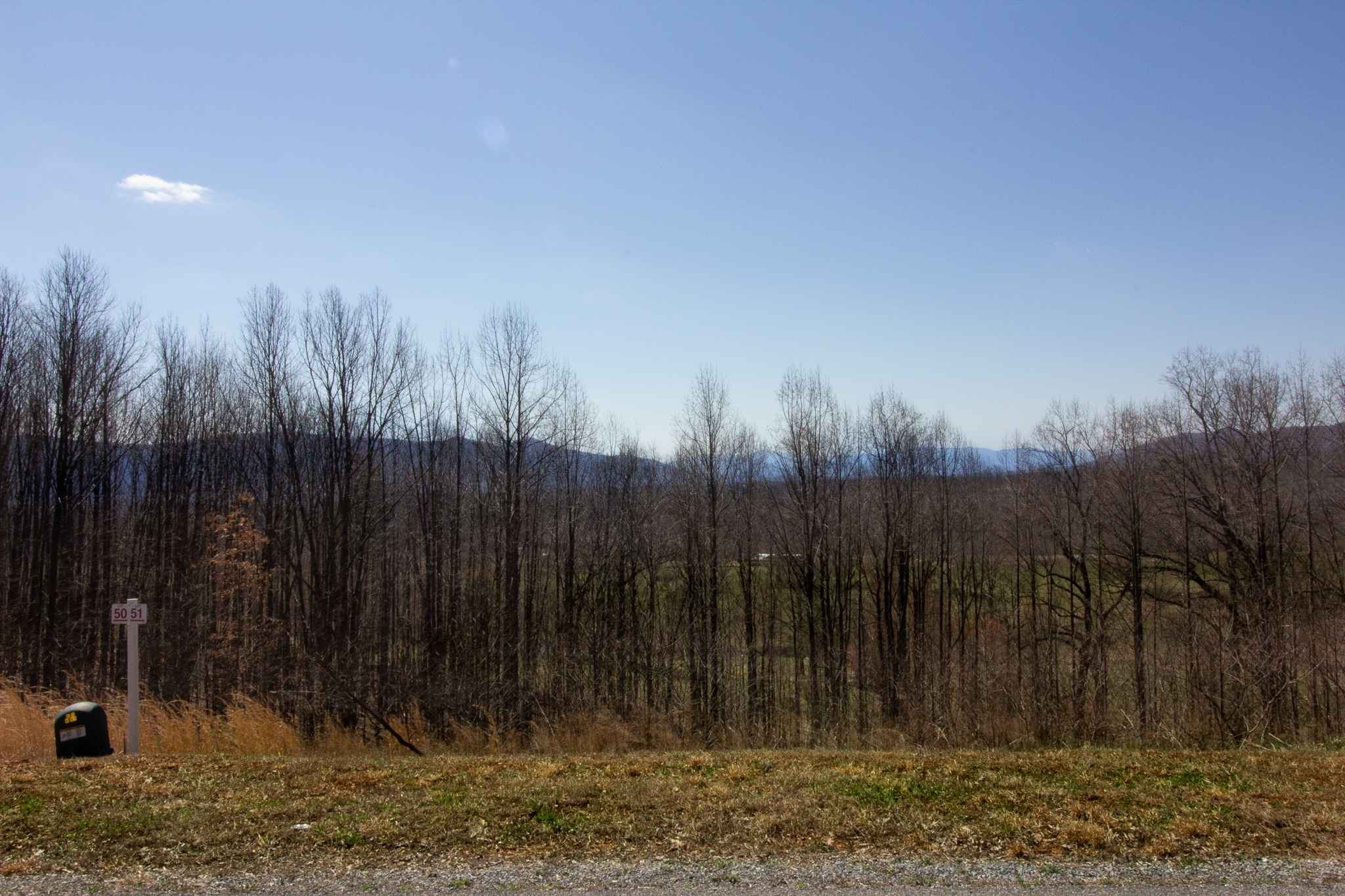 1.2 Acre Building Lot in Botetourt County
