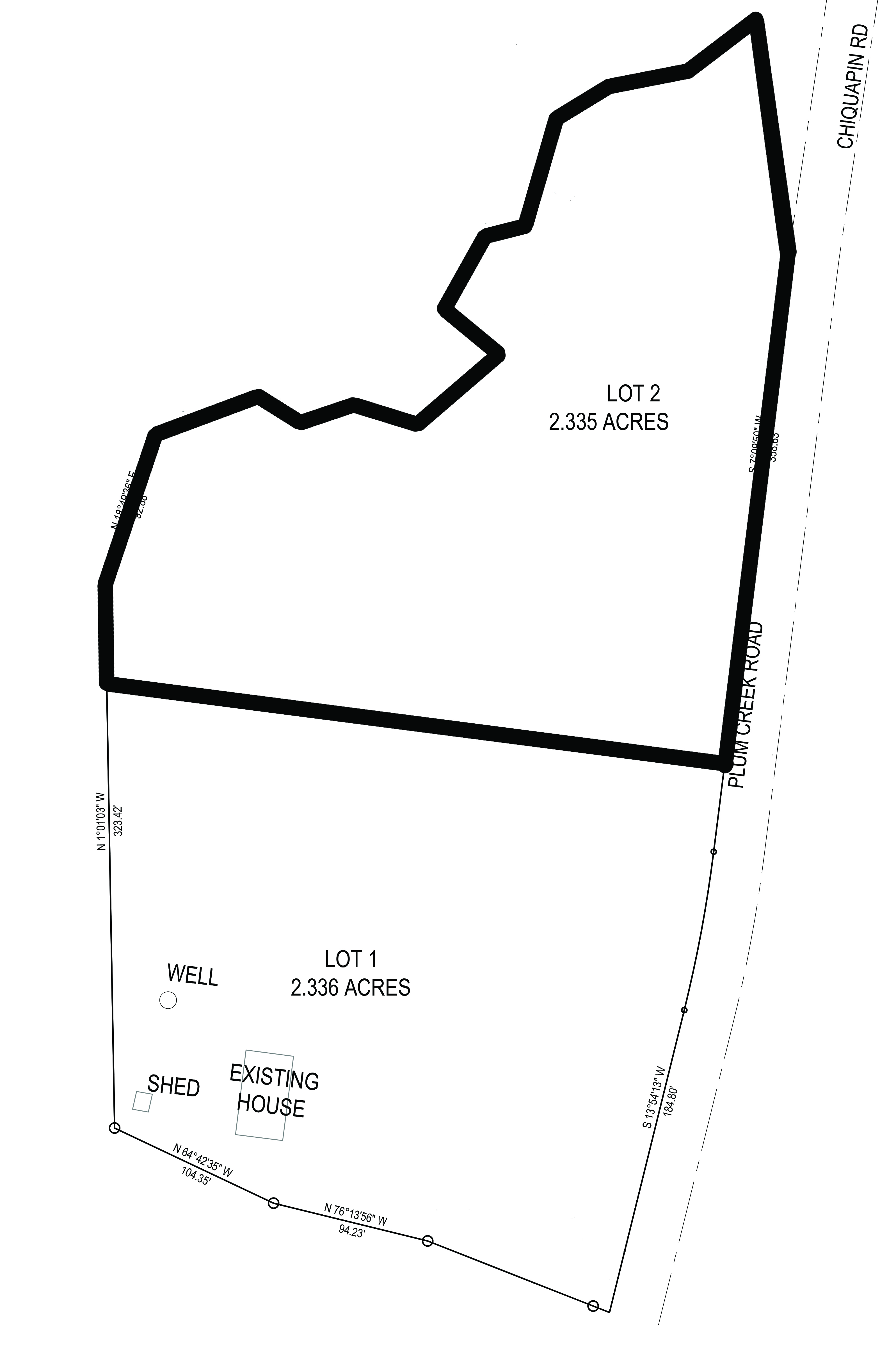 2 Acres in Prince Edward County