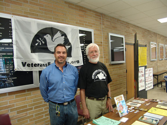 Madison Veterans For Peace Youth Programs
