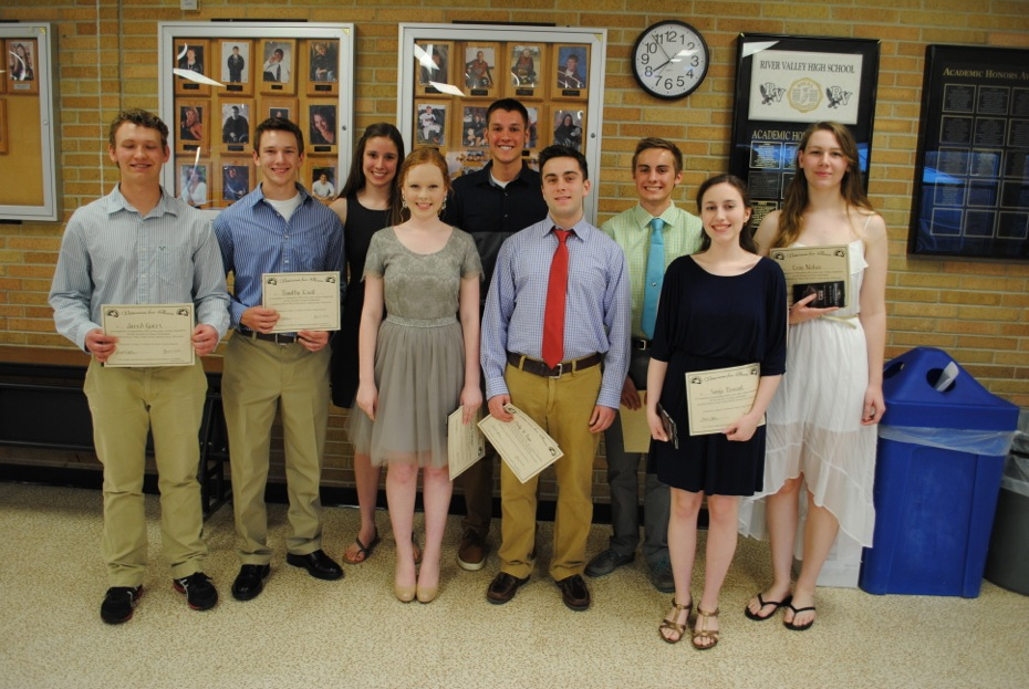 River Valley High School Applicants