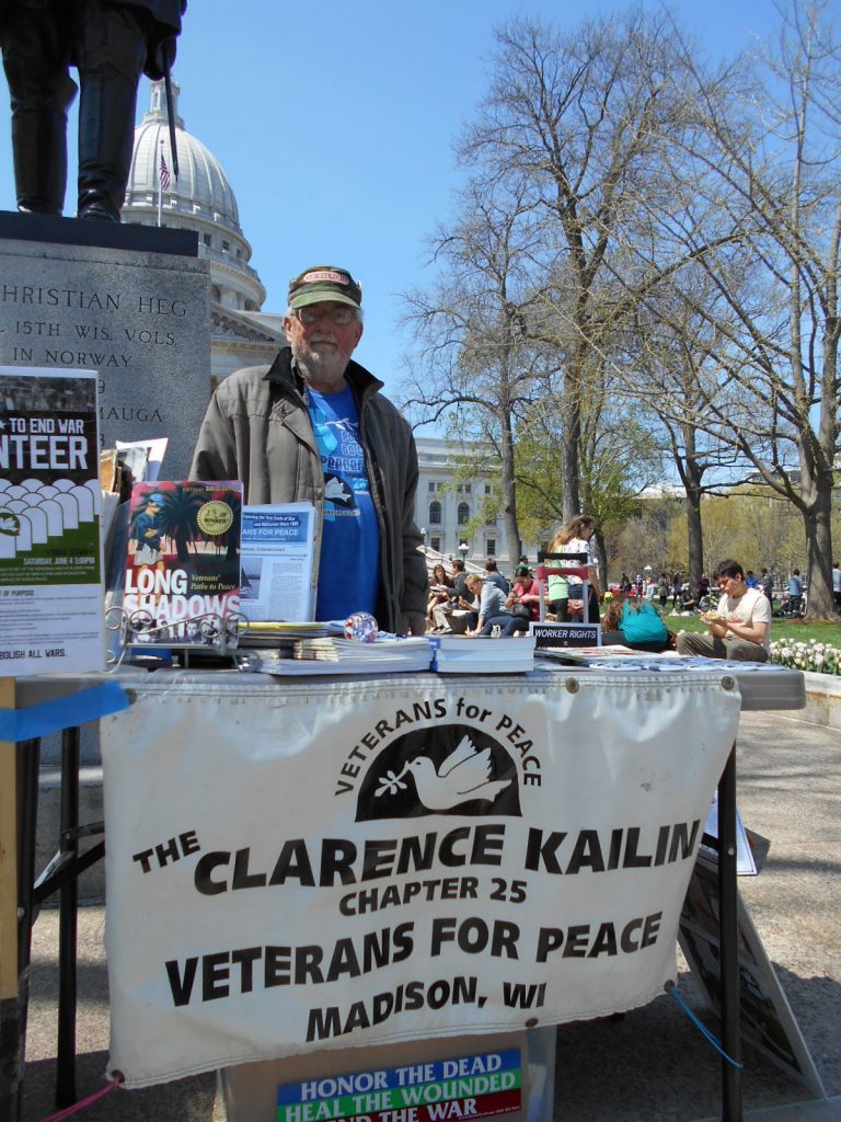 VFP Table and Drone at Farmers Mkt April 23 2016 014