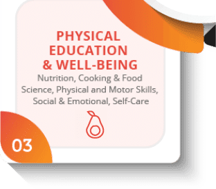 physical education and well being