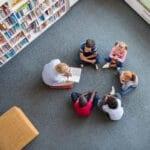 prekindergarten about reading program