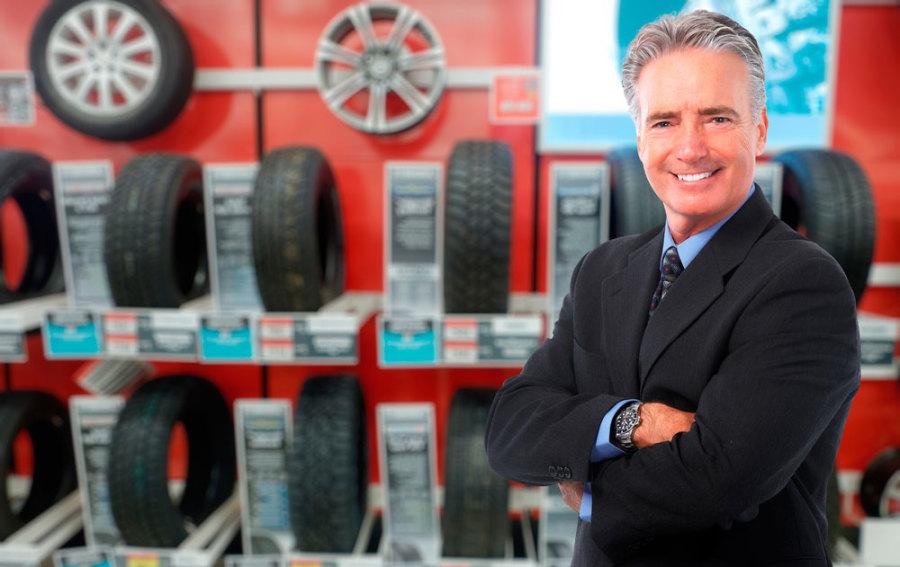tire Dealer Berglund Insurance Agency