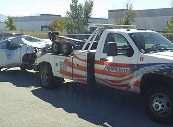 towing assorted SALT LAKE CITY