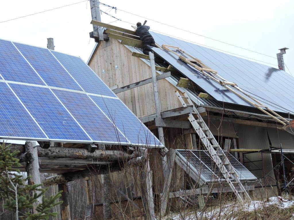 Nigel Solar Barn
