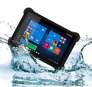 MobileDemand T1150 Robust Windows rugged tablet for mobile users