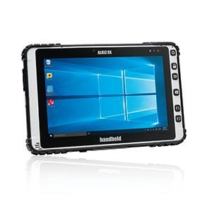 Handheld Algiz 8X is a Windows Enterprise tablet