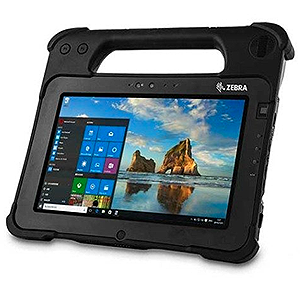 Zebra Xpad L10 A 10.1″ Hard-Handle Rugged Tablet