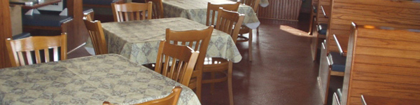 Restaurant Flooring, Commercial Kitchen Floors Philadelphia, Bucks County PA, Princeton NJ