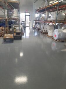 Epoxy Floor Industrial