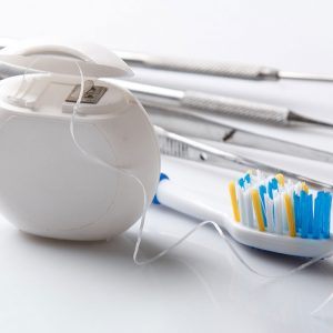 brush-floss-dental-tools