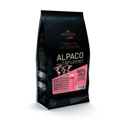 "Valrhona  ""Alpaco"" 66% Dark Chocolate Feves  13-VC5572"