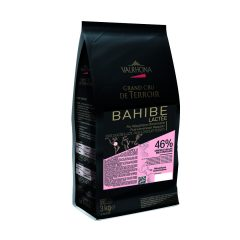 Valrhona Bahibe 46% Dark Milk Chocolate Feves  13-VC9997