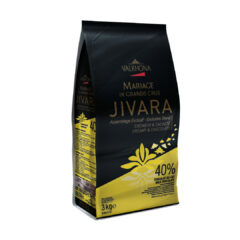 Valrhona Jivara Milk 40% Milk Chocolate Feves #13-VC4658