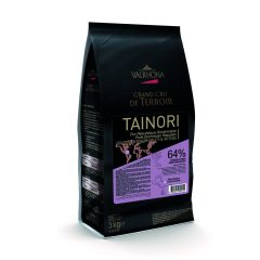 Valrhona  Tainori 64% Dark Chocolate Feves  13-VC5571