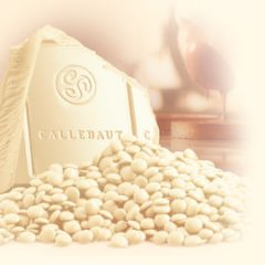 Callebaut 25.9% White Chocolate  #CW2 Block