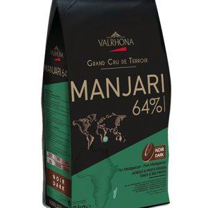 Valrhona Manjari 64% Dark Chocolate Feves  13-VC4655
