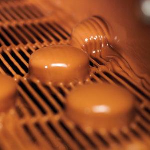 Valrhona Jivara Milk 40% Milk Chocolate Feves #13-VC4658