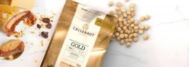 Callebaut Gold Chocolate  2.5kg  NEW!