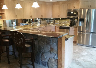 Grandy kitchen remodel