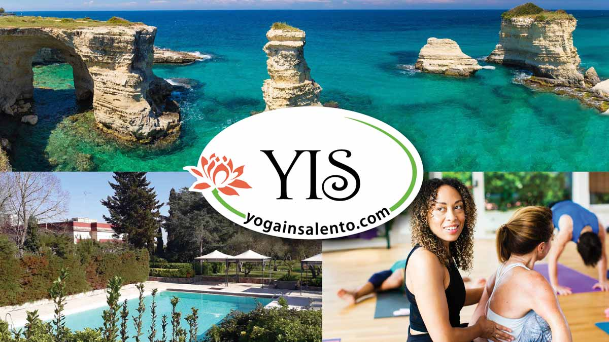Ashtanga Yoga Retreat – Salento, Italy – 2021