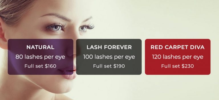 Clients - NEW Lash Forever Eyelash Extensions