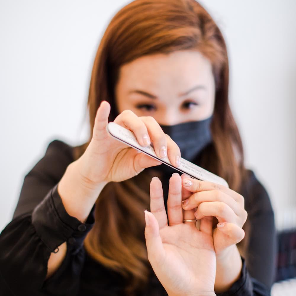 best nail salon nyc