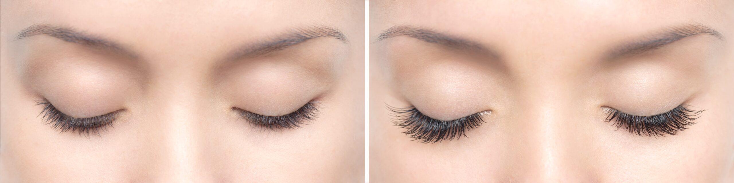 asian eyelash extensions