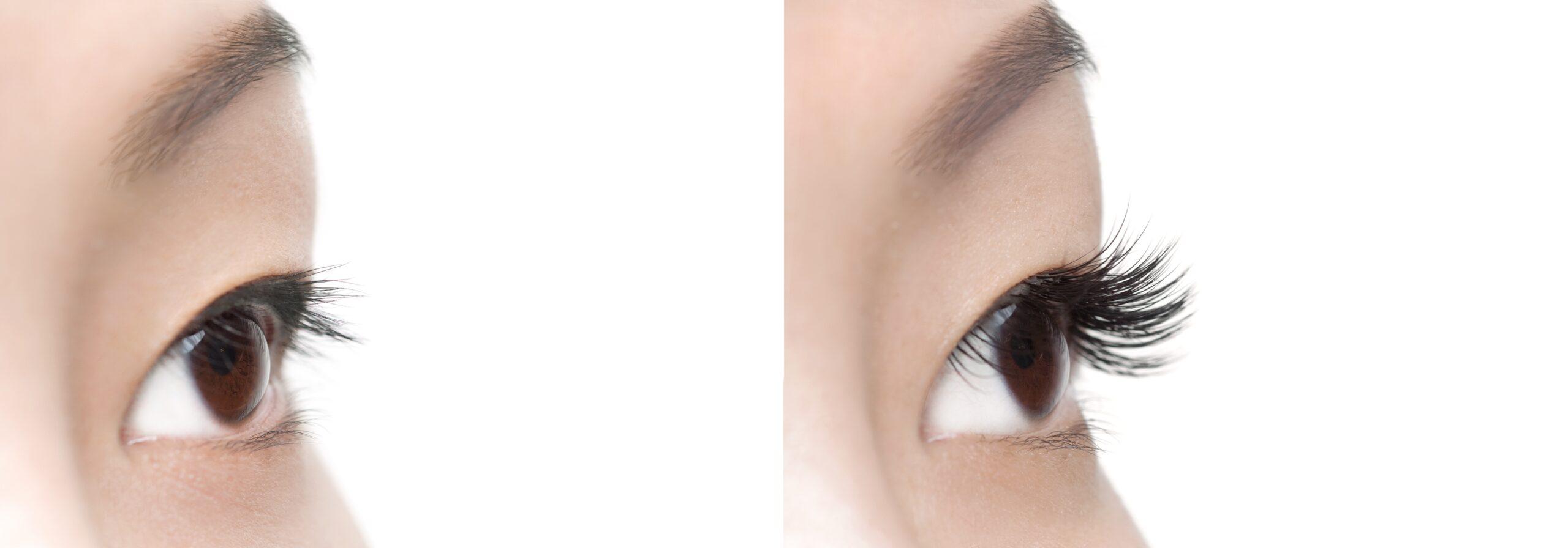 full eyelash extensions