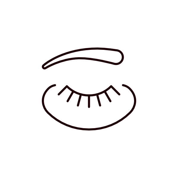 semi permanent eyelashes