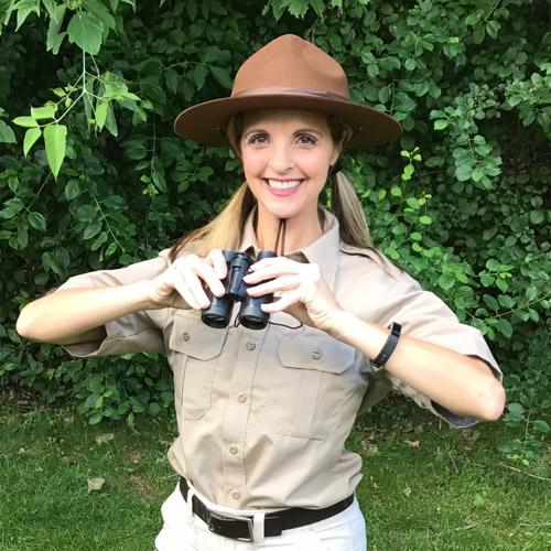 Park Ranger Rachel