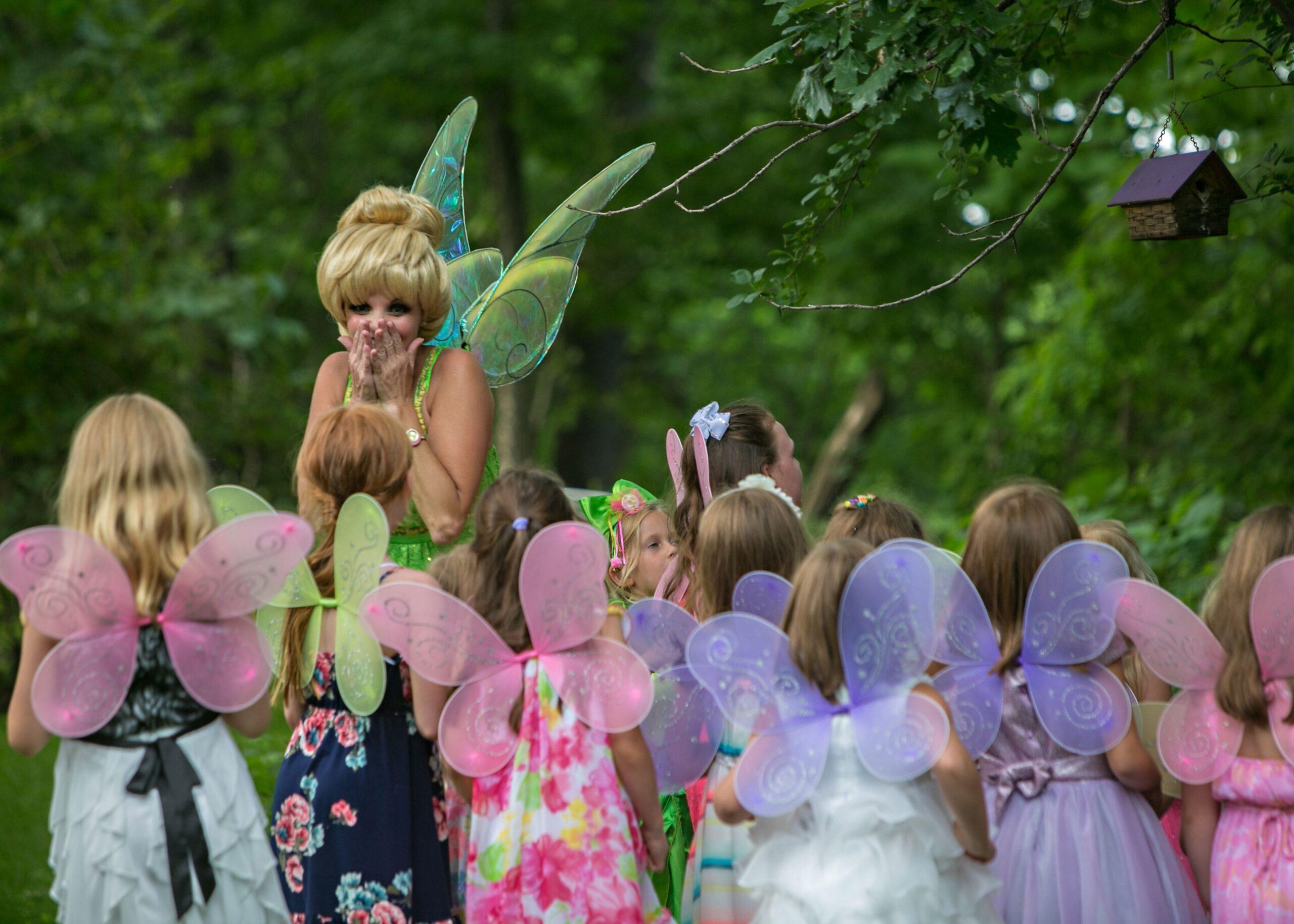 Fairy Garden Tea | Princess Party Pals Minnesota