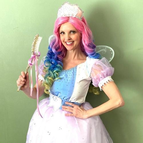 Tessa Tooth Fairy