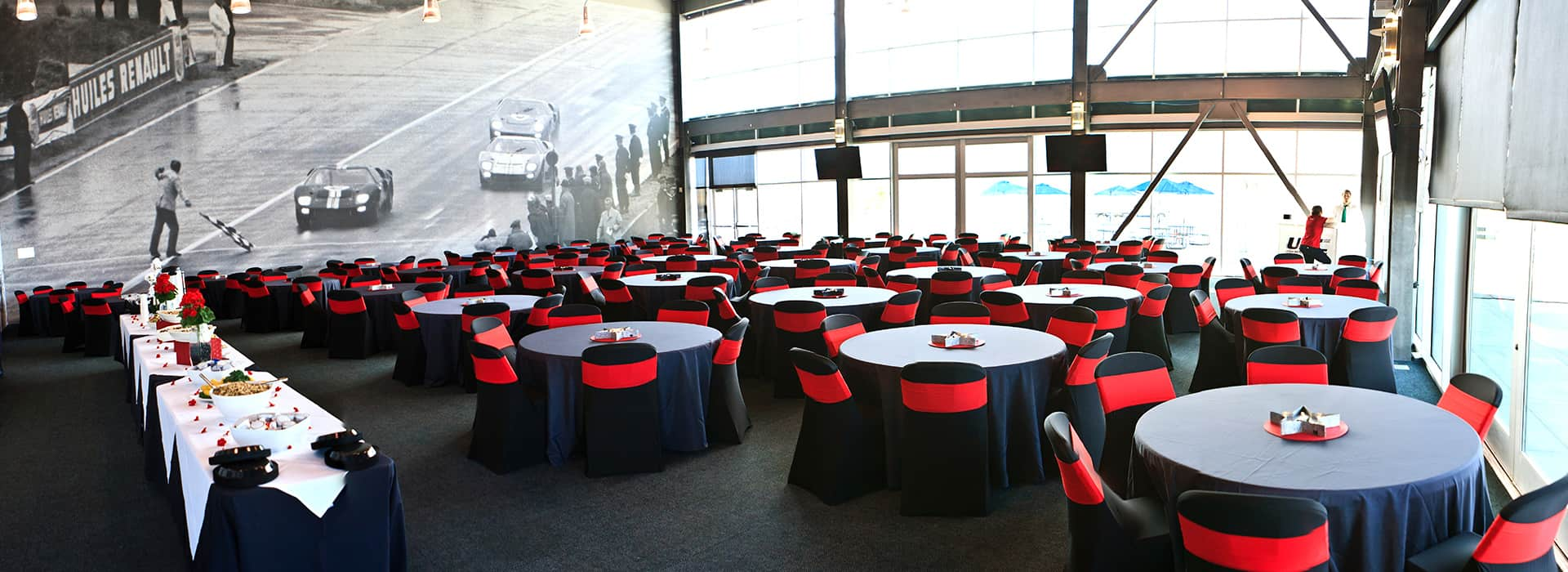 Utah Corporate Events Facility, Indoor Event Center