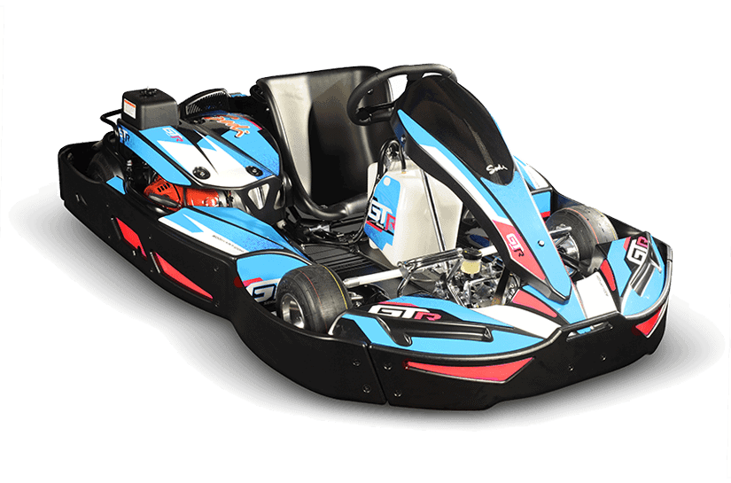 Outdoor Go Karts by Sodi