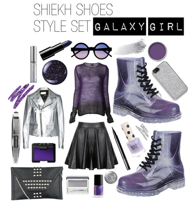 shiekh-shoes-polyvore-style-set-galaxy-space-combat-boot