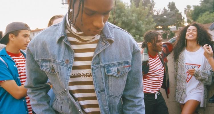 A$AP Rocky Guess