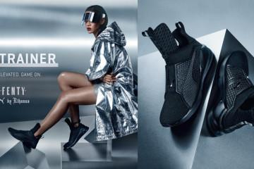 Rihanna Puma Fenty Trainer
