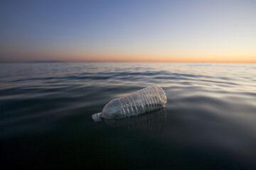 Bottle Floating