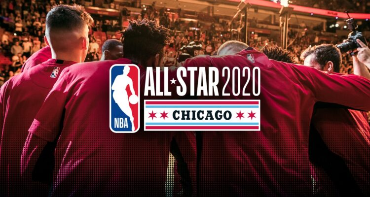 All Star Game NBA 2020 in Chicago