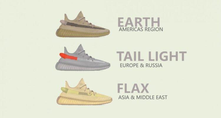 Yeezy Regional Release