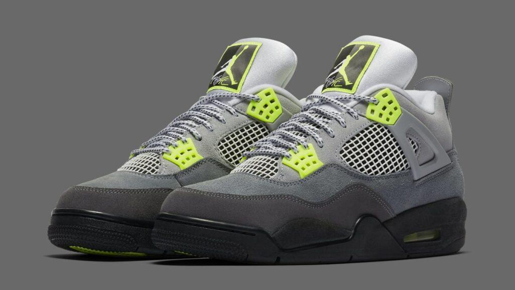 Air Jordan 4 Retro SE 'Neon'