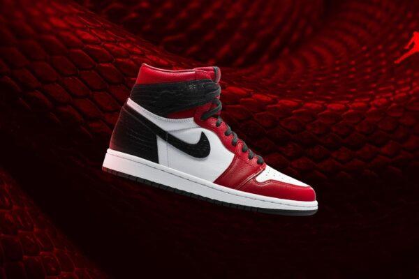 Air Jordan 1 Retro 'Satin Snake'